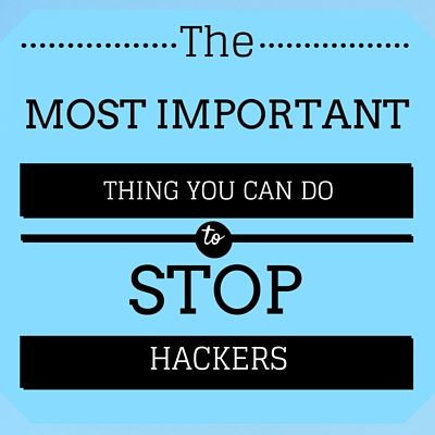 Website hackers: How to Stop them