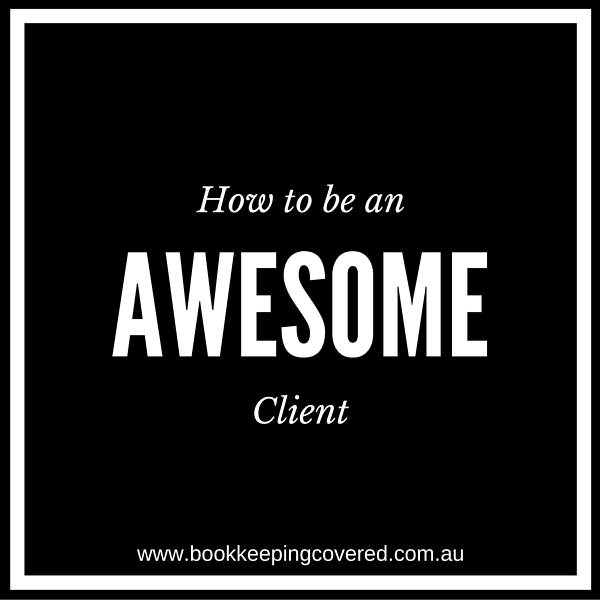 Awesome clients: What they have in common