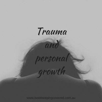 Trauma and personal growth