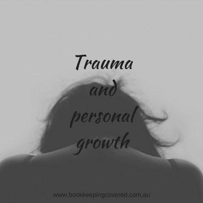 Trauma and personal growth