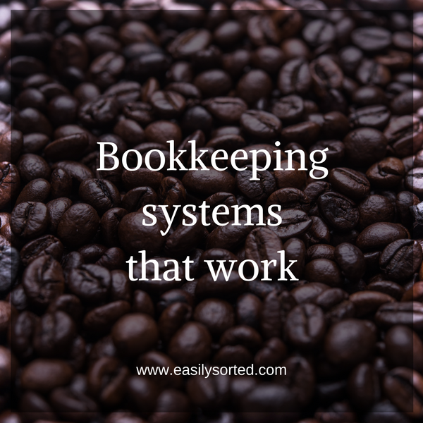 Bookkeeping systems that work