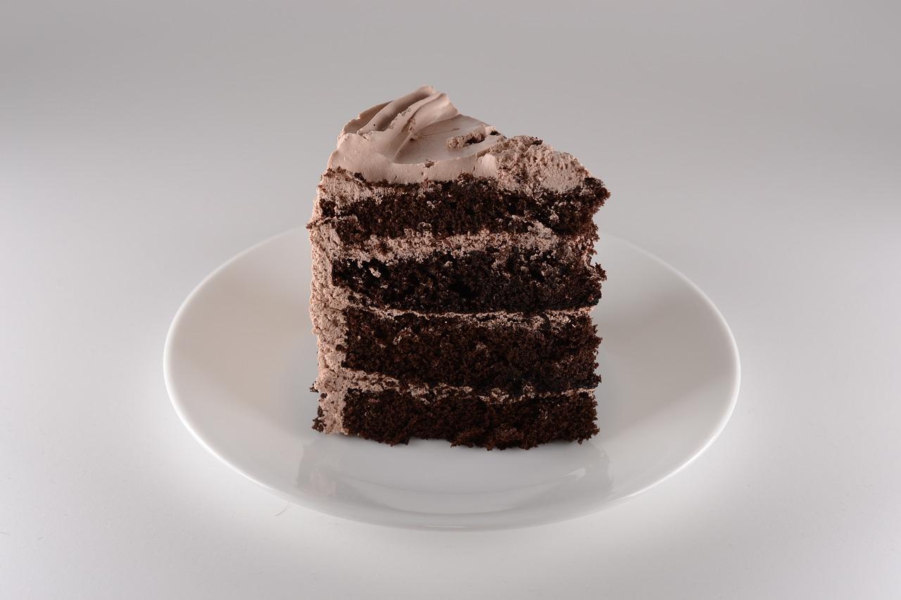 Would you like a piece of cake?